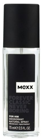 Mexx Forever Classic Never Boring For Him dezodorant spray 75ml
