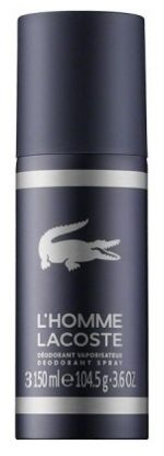 Lacoste L'Homme dezodorant spray 150ml