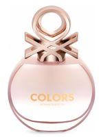 Benetton Colors Rose Woman edt 80ml