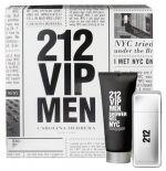 Zestaw - Carolina Herrera 212 VIP Men