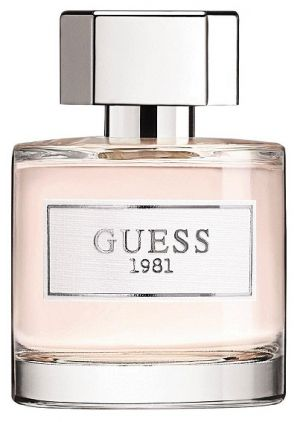 Guess 1981 For Women edt 100ml