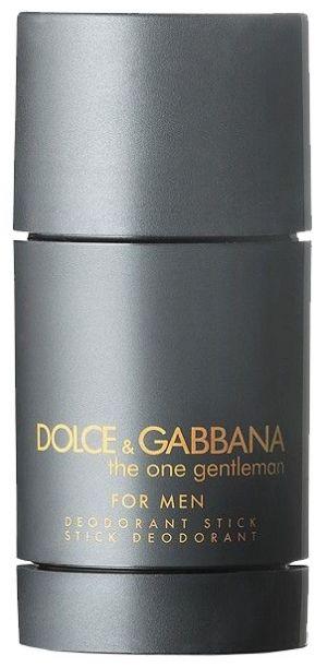 Dolce & Gabbana The One Gentleman dezodorant sztyft 75ml